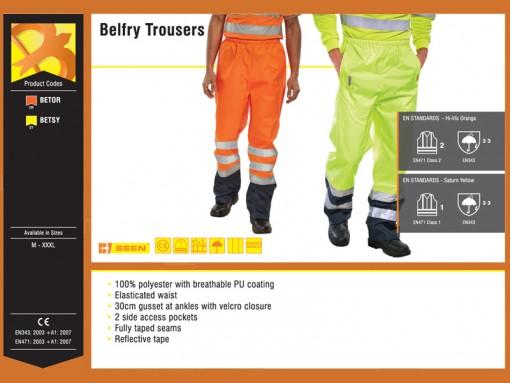Belfry Trousers