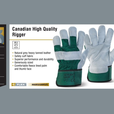 Canadian High Quality Rigger