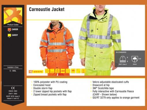 Carnoustie Jacket