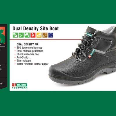 Dual Density Site Boot