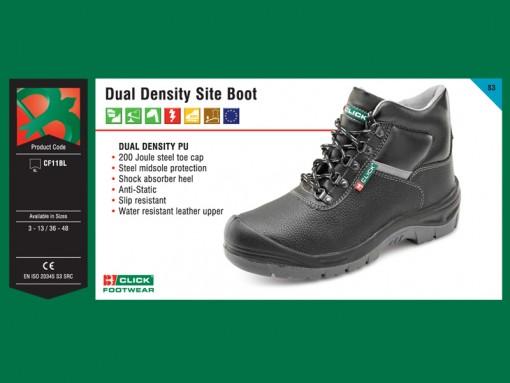 Dual Density Site Boot