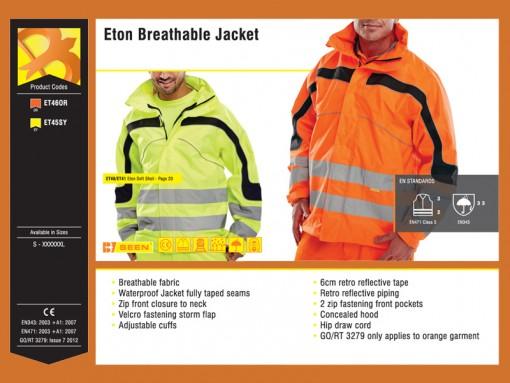 Eton Breathable Jacket