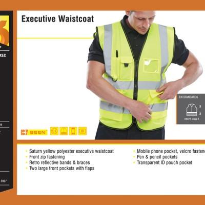 Executive Waistcoat