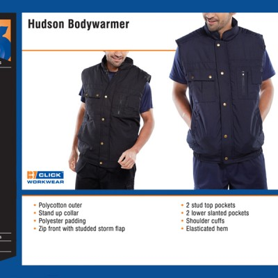 Hudson Bodywarmer