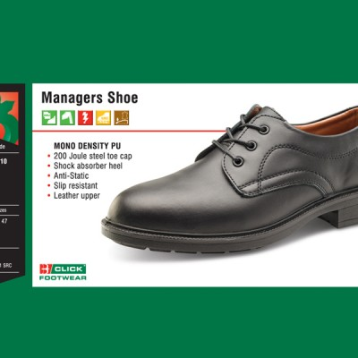 Managers Shoe