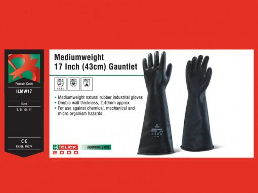Mediumweight 17 Inch (43cm) Gauntlet
