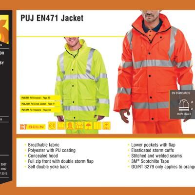 PUJ EN471 Jacket