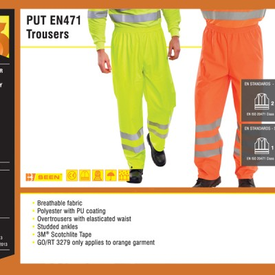 PUT EN471 Trousers