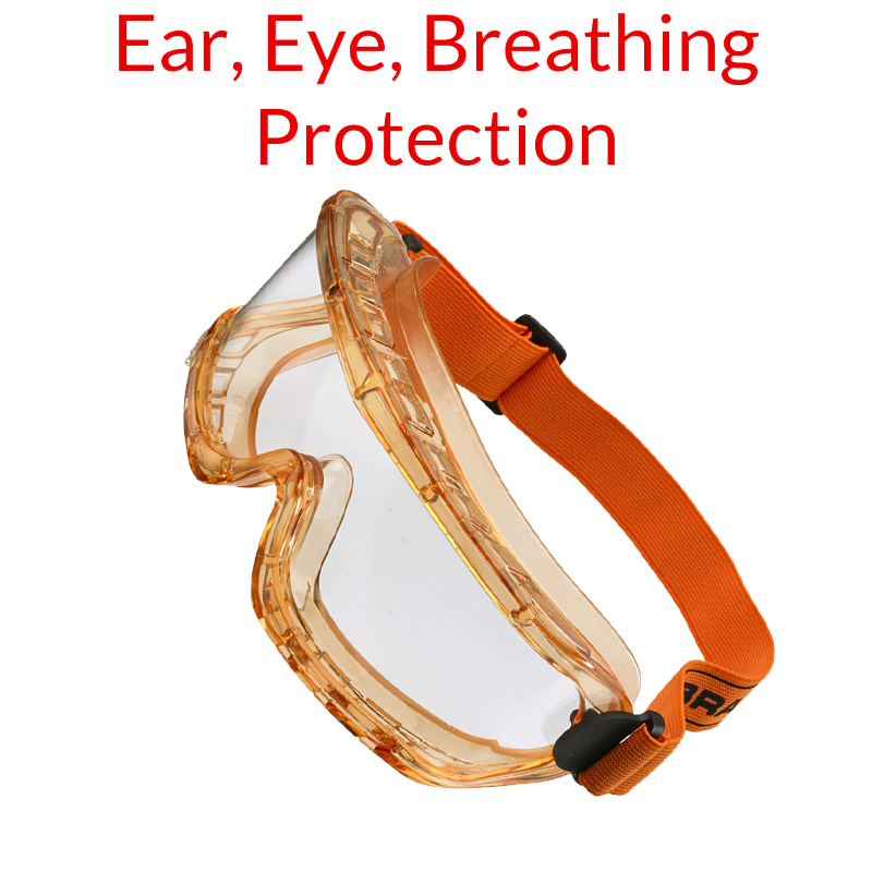 eye ear protection