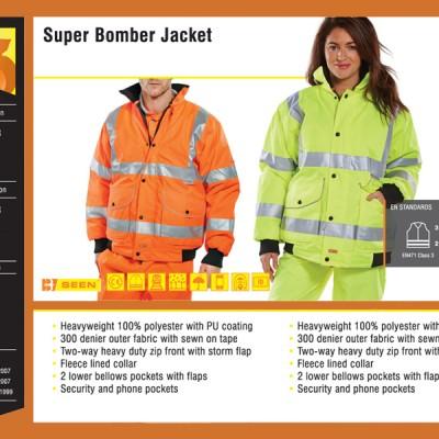 Super Bomber Jacket