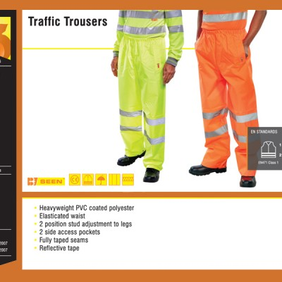 Traffic Trousers