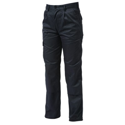 Industry Trouser Black
