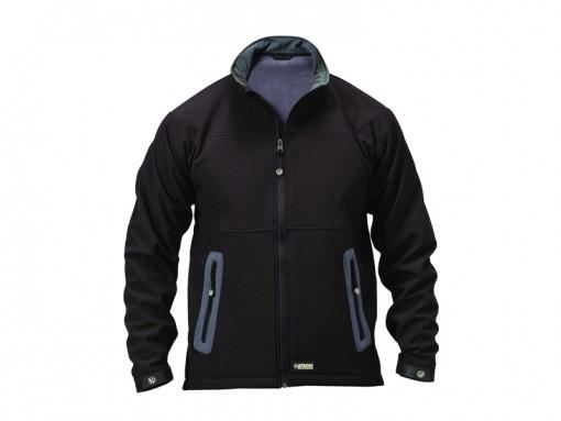 Soft Shell Black Jacket