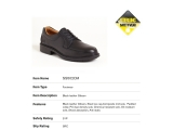 Black Leather Gibson Steel Toe Cap Shoe SS502CM.jpg