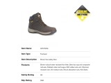 Brown Nubuck Water Resistant Flexi Hiker AP315CM.jpg