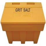 Grit Bin 250Kg - 10 x 25kg Salt Bag - Yellow.jpg