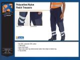 Polycotton Nylon Patch Trousers.jpg